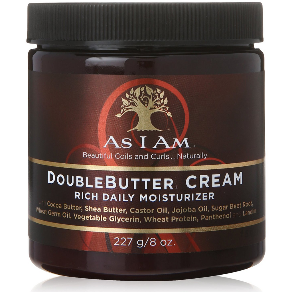 As I Am Hair Care As I Am: DoubleButter Cream 8oz