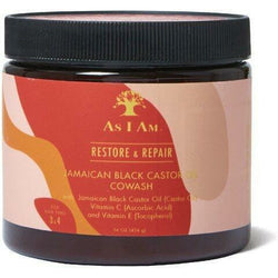As I Am Hair Care As I Am: Jamaican Black Castor Oil Cowash 16oz