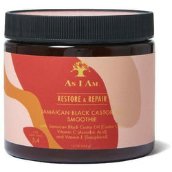As I Am Hair Care As I Am: Jamaican Black Castor Oil Smoothie 16oz