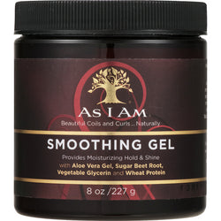 As I Am Hair Care As I Am: Smoothing Gel 8oz