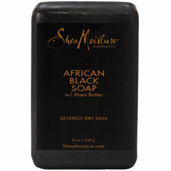 Ashanti Naturals Bath & Body Shea Moisture: African Black Soap 8oz