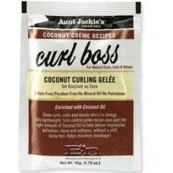 Aunt Jackie's Hair Care Aunt Jackie's Curl Boss Coconut Curling Gelee 1.75 oz