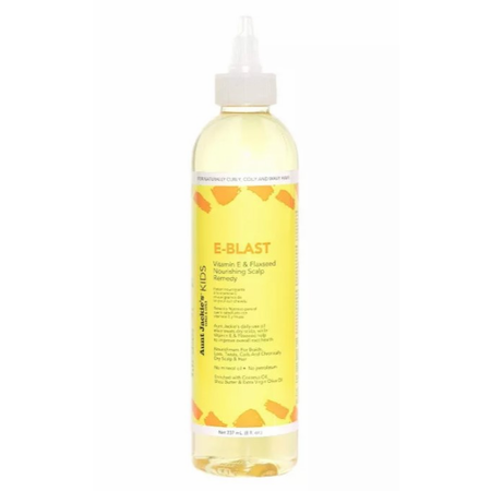 Aunt Jackie's Hair Care Aunt Jackie's Girls: Vitamin E & Flaxseed Scalp Remedy 8 oz