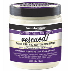 Aunt Jackie's Hair Care Aunt Jackie's: Thirst Quenched Recovery Conditioner