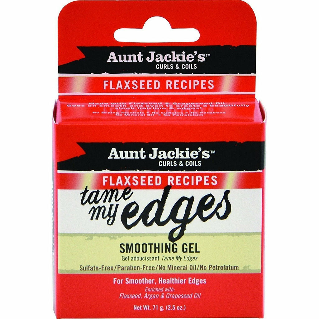 Aunt Jackie's Styling Product Aunt Jackie's Tame My Edges Smoothing Gel 2.5oz