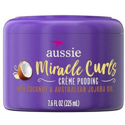 Aussie Curling & Styling Creams Aussie: Miracle Curls Creme Pudding 7.6oz