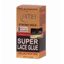 Beauty Depot Inc. Lace Adhesive BMB Super Lace Glue For Lace Front Wigs Adhesive Super Hold - 0.5 oz / 15 ml