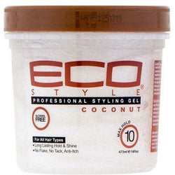 Beauty Depot O-Store Eco Style: Coconut Oil Styling Gel