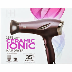 Beauty Depot O-Store Hot & Hotter: Ceramic Ionic Hair Dryer