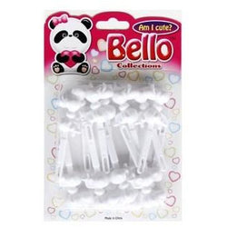 Bello Collection a Bello Collection: Bow Tie Hair Accessories