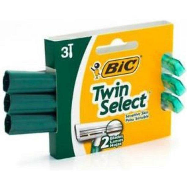 BIC Bath & Body BIC: Twin Select Shavers for Men 3pk