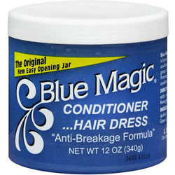 Blue Magic Scalp Care Blue Magic: Conditioner Hair Dress 12oz
