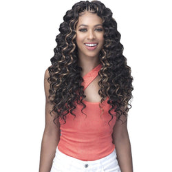 Bobbi Boss Crochet Hair BOBBI BOSS: 2X Brazilian Loose Deep 20""