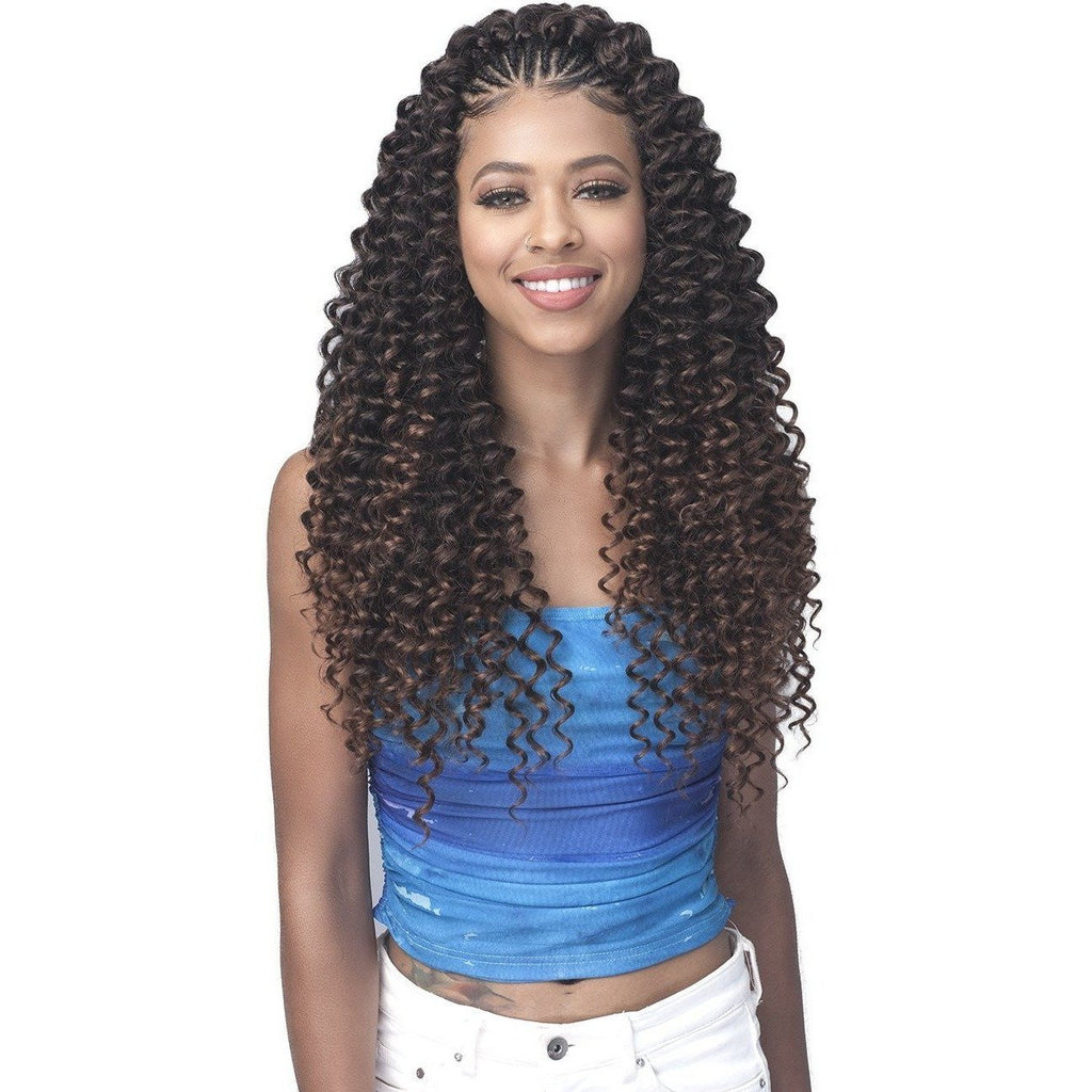 Bobbi Boss Crochet Hair BOBBI BOSS: 2X Brazilian Pineapple Deep 20""