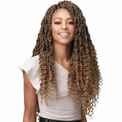 Bobbi Boss 3X Bohemian Box Braid 20""