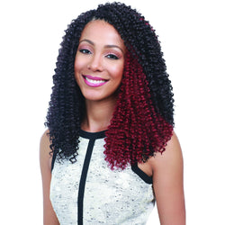 Bobbi Boss Crochet Hair Bobbi Boss: Brazilian Water Wave 12""