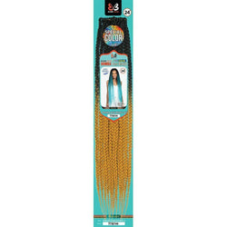 Bobbi Boss Crochet Hair #TT1B/144 Bobbi Boss: Bomba Box Braid 24""