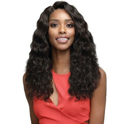 Bobbi Boss lace wigs Bobbi Boss: Human Hair Deep Part Lace Wig - Kimora