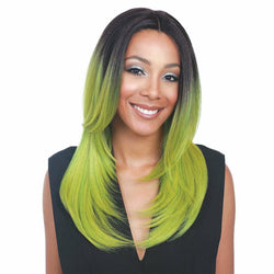Bobbi Boss lace wigs Bobbi Boss: Premium Synthetic Wig - Breena