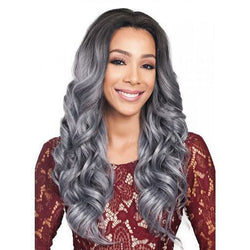 Bobbi Boss lace wigs Bobbi Boss: Swiss Lace Front Wig - Issa (MLF174)