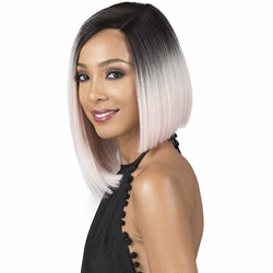 Bobbi Boss lace wigs Bobbi Boss: Swiss Lace Front Wig - Nadine (MLF201)