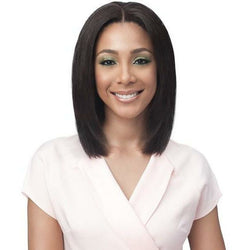 Bobbi Boss lace wigs Bobbi Boss: Virgin Remy Bundle Hair Full Lace Wig - Straight 16""