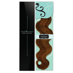 "Bobbi Boss Weaving Hair 12"" / #1 - Jet Black BOBBI BOSS® IndiRemi® Ocean Wave"
