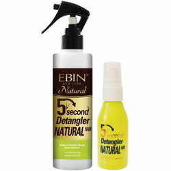 BUY 1 GET 1 FREE Styling Product Ebin New York: 5 Second Nnatural Detangler