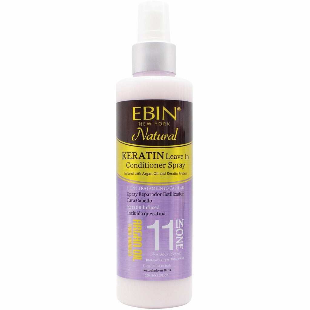 BUY 1 GET 1 HAIR CARE Hair Care Ebin New York: Keratin Leave-in Condtioner Spray