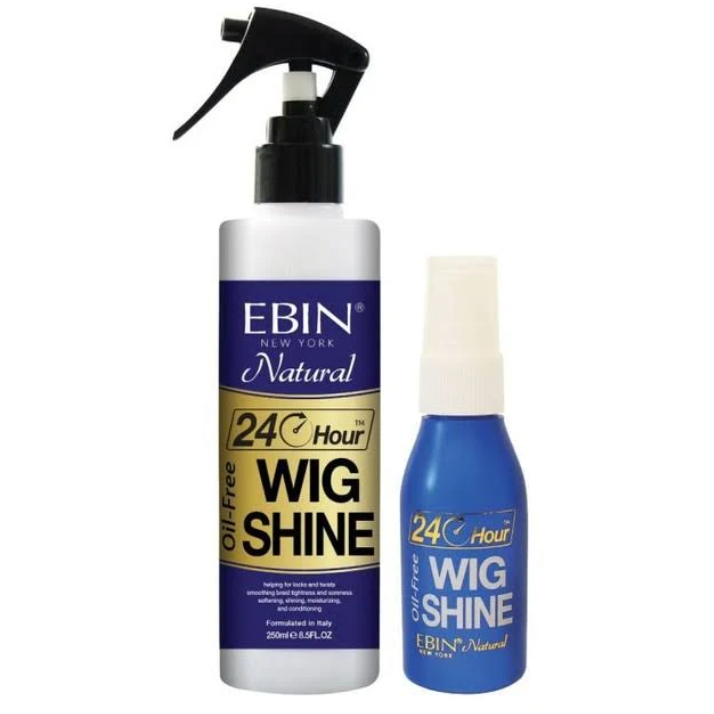 BUY 1 GET 1 HAIR CARE Styling Product Ebin New York: 24 Hour Wig Shine Spray