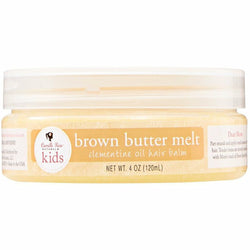 Camille Rose Styling Product CAMILLE ROSE NATURALS KIDS: BROWN BUTTER MELT HAIR BALM 4 OZ