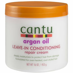 Cantu Hair Care CANTU: Argan Oil Leave-In Conditioning Repair Cream