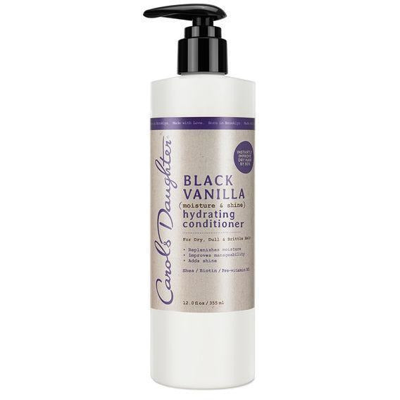 Carols Daughter Conditioner Carol's Daughter: BLACK VANILLA HYDRATING CONDITIONER 12oz