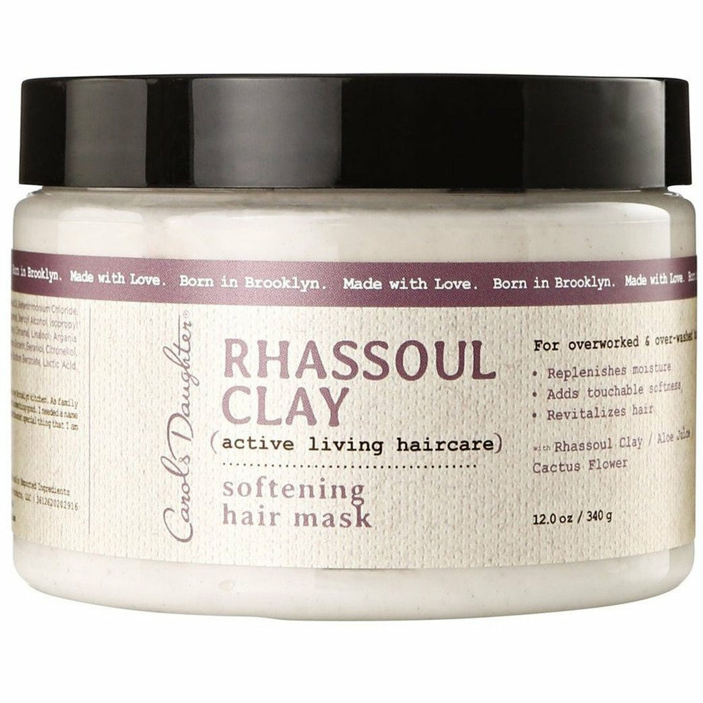 Carols Daughter Hair Mask Carol's Daughter: Rhassoul Clay® Hair Mask 12oz