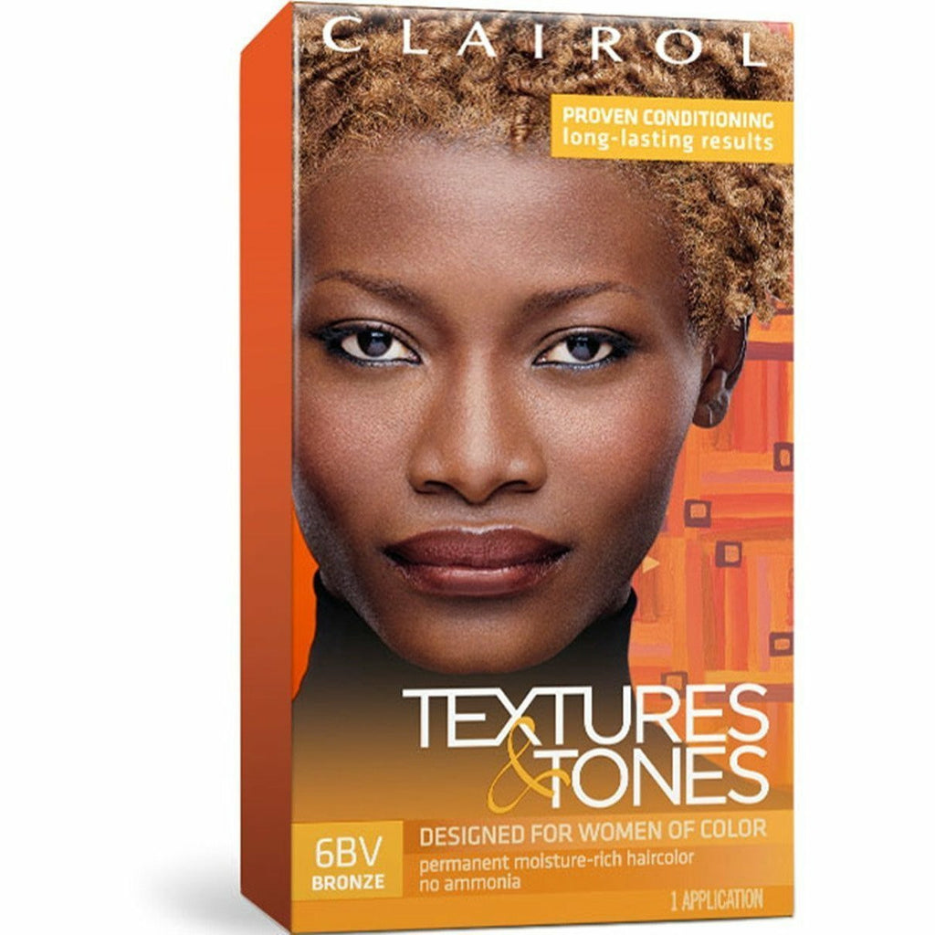 Clairol Hair Color Clairol: Textures & Tones Permanent Hair Color
