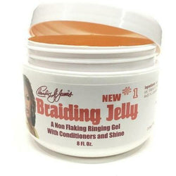 Claudio St. James Hair Care Claudio St. James: Braiding Jelly 8oz
