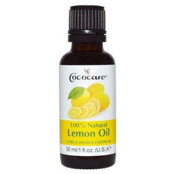 Cococare Bath & Body Cococare: 100% Natural Lemon Oil