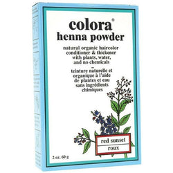 Colora Hair Color Colora: Henna Powder 2oz