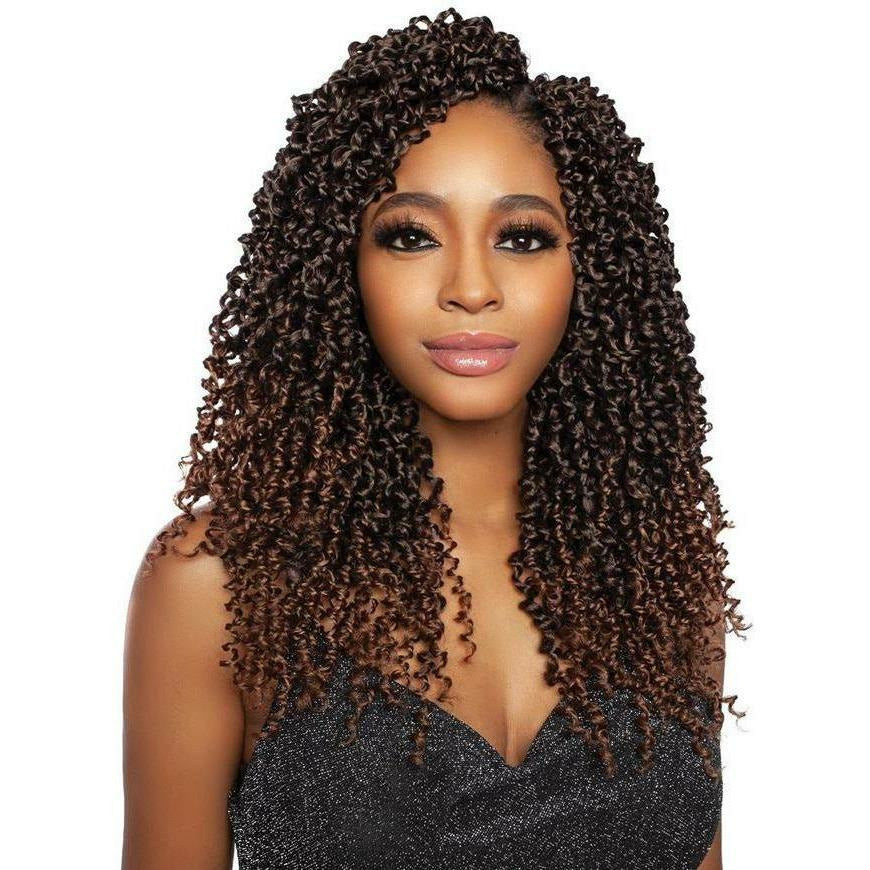 "✨COMING SOON✨ Crochet Hair Afri-Naptural: 2X Paradise Twist 14"" (TWB214)"