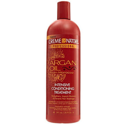 Creme of Nature Hair Care Creme of Nature: ARGAN OIL INTENSIVE CONDITIONING TREATMENT 20 OZ