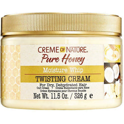 Creme of Nature Hair Care Creme of Nature: Pure Honey Moisture Whip Twisting Cream 11.5oz