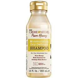 Creme of Nature Hair Care Creme of Nature: Pure Honey Moisturizing Dry Defense Shampoo 12oz