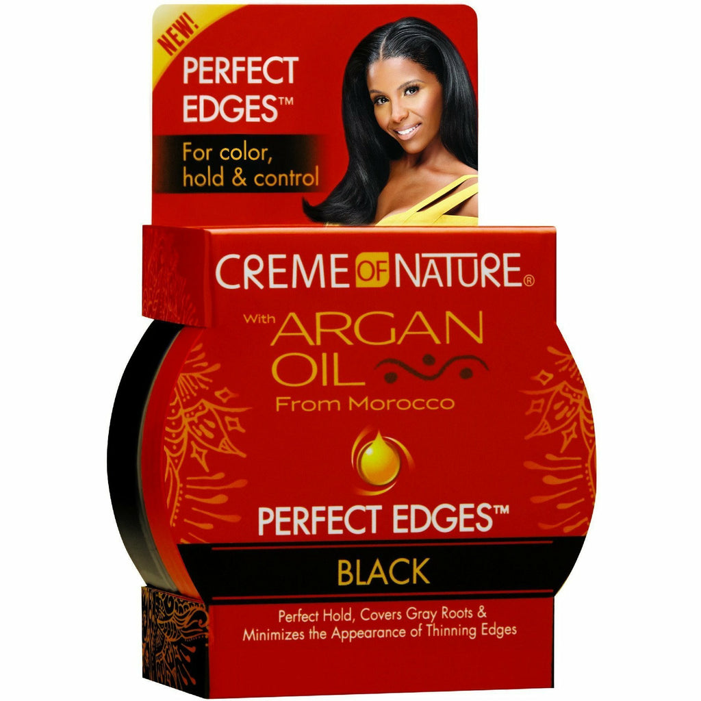 Creme of Nature Styling Product Creme of Nature Perfect Edges Black 2.25 OZ