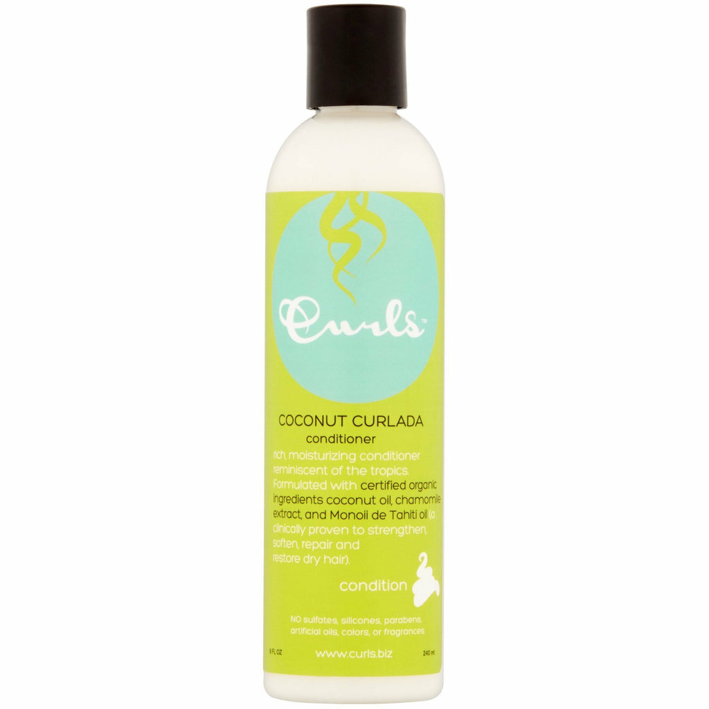 Curls Styling Product Curls Coconut Curlada Conditioner 8oz