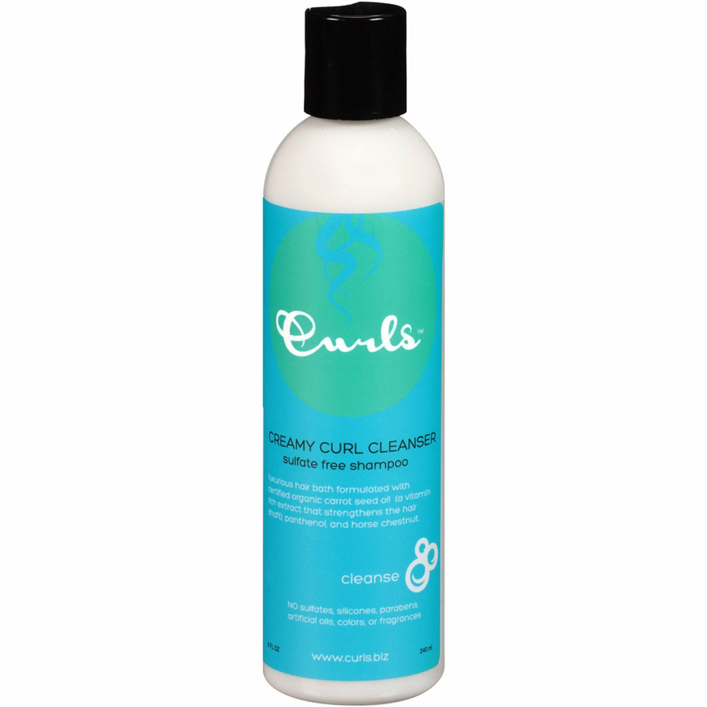 Curls Styling Product Curls Creamy Curl Cleanser 8oz
