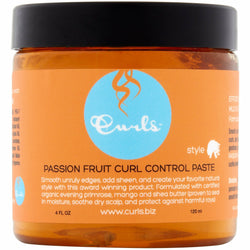 Curls Styling Product CURLS Passion Fruit CURL Control Paste 4oz