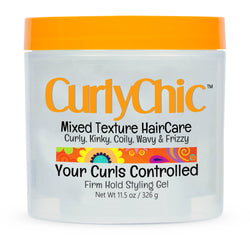 Curly Chic Styling Product CURLY CHIC: Your Curls Controlled- Firm Hold Styling Gel 11.5oz