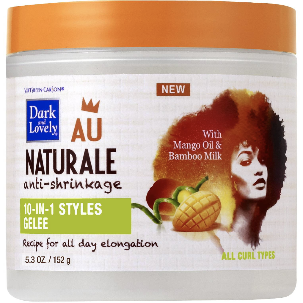 Dark and Lovely Hair Care Dark and Lovely: Au Naturale 10-In-1 Styles Gelée 5.3oz