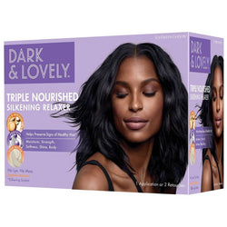 Dark and Lovely Relaxer Dark & Lovely: Triple Nourished Silkening Relaxer