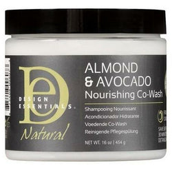 Design Essentials Hair Care Design Essentials: Almond & Avocado Co-Wash